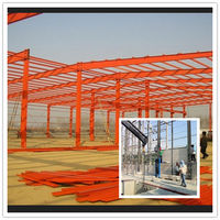 Prefabricated Steel Building Workshops And Plants