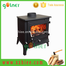 2016 New design indoor Cast iron Stove Parts OEM