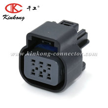 Kinkong DELPHI GM 6 pin female auto housing original waterproof car connector with stock
