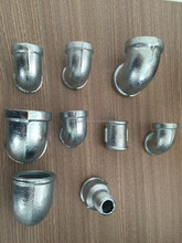 electroplating and hot dip galvanized malleable iron pipe fittings