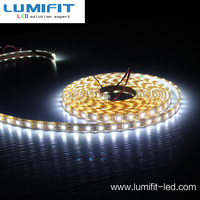 20-22lm Super bright SMD5050 60led/120led 12v waterproof led strip lights with 2 years warranty