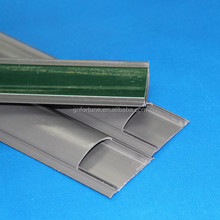 grey color pvc trunking cutting indonesia pvc trunking