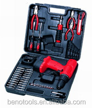 50pcs Drill and Bit Combined Home DIY and Repair General Mechanics Power Tool Set