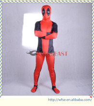 Adultos de Disfraces de Halloween Cosplay Superhéroe Deadpool Traje
