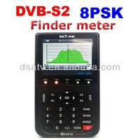 .2013 hot selling finder satellite WS 6912 Sat-Link Digital Displaying Satellite Signal Finder Meter WS-6912