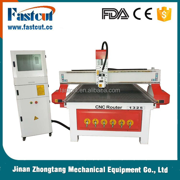 Gold supply cnc parts router 1325 wood carving machine price for sale