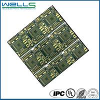 Single and Double Sides Flexible Multilayer Printed Circuit Board