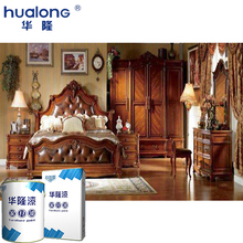 Hualong PU Special Gloss Crystal Varnish paint