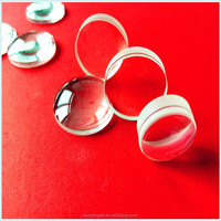 Optical Double Convex Glass Lens for Projection Systems
