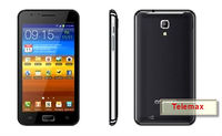 "5 "" Dual SIM Card, GPS Smart Touch Cell Phone"