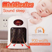 2019 Christmas Gift Wonder Electric Fan <strong>Heater</strong> Hot Style Mini Portable <strong>Heater</strong> With Wall Mounted For Home And Office