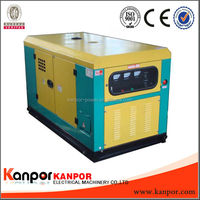 Water powered diesel generator set 80kva with cummins generator sale with Stamford
