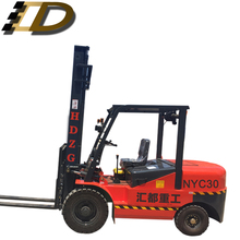 3 ton diesel forklift truck price for sale