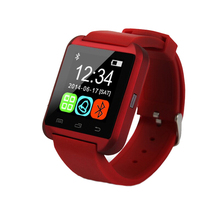 Cheapest call and sms sync Smart watch U8 Bluetooth Smart Wrist Watch Phone Mate