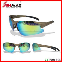 sports brand sunglasses for flight archery
