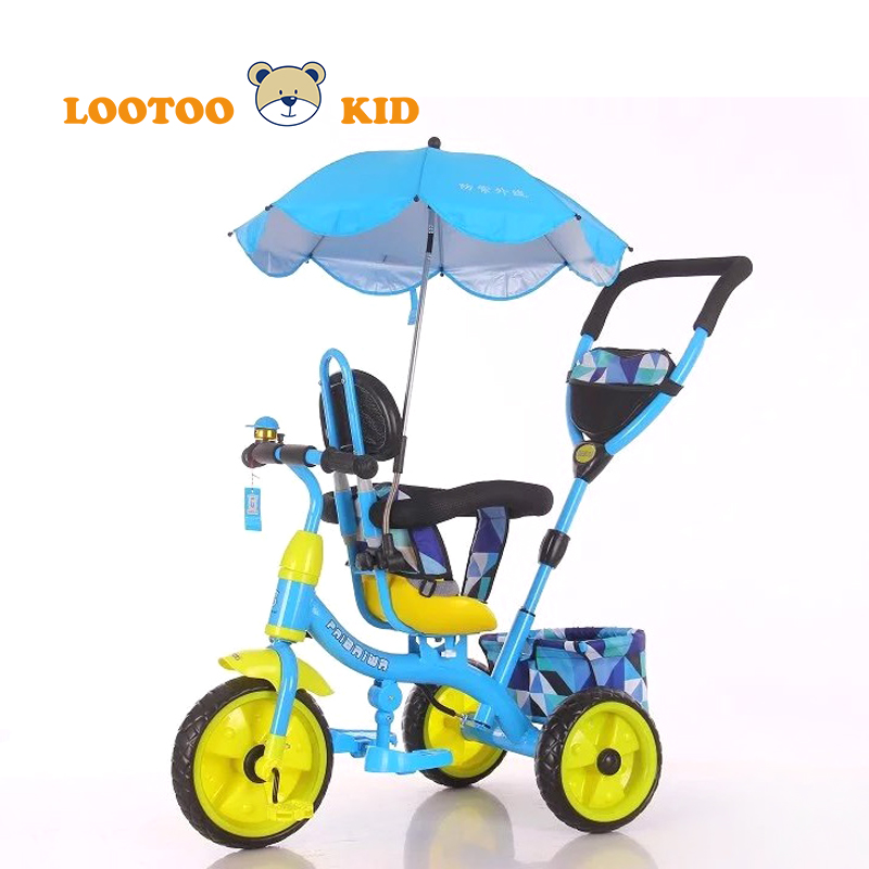 Alibaba China factory good quality rotation schwinn toddler tricycle