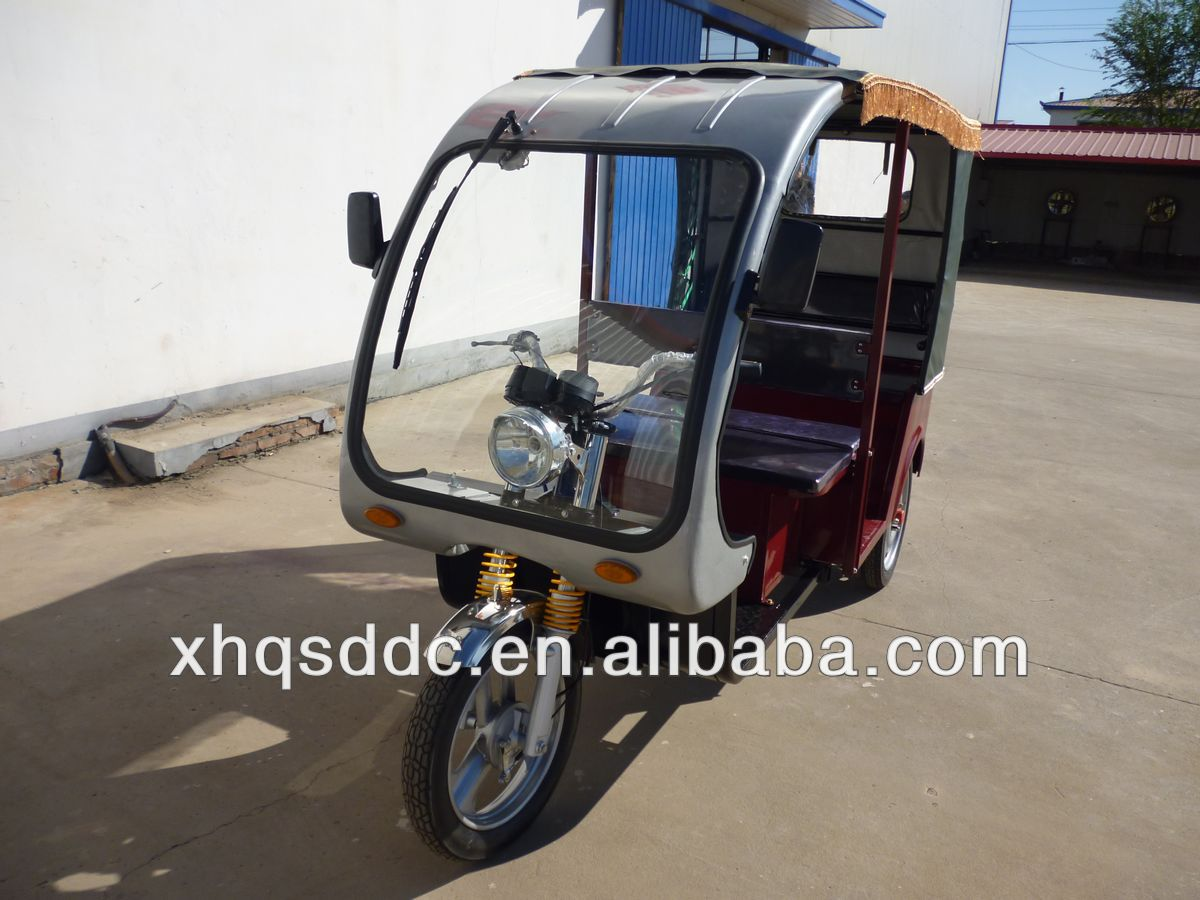 pick up tricycle tricycle design for adult electric tricycle for passenger