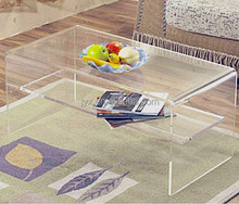 Hot-sale Transparent Acrylic Coffee Table