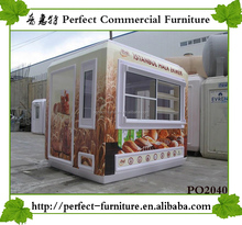 perfect economic light steel structure prefabricated house in algeria