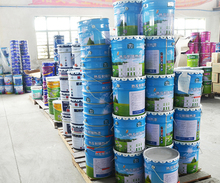 Heat resistance waterproof acrylic paint for roofing tile