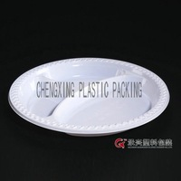 food grade disposable plastic trays for lunch