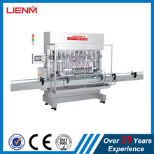 Automatic Liquid Soap Equipment Washing Detergent Filling Machinery Shampoo Packing Equipment