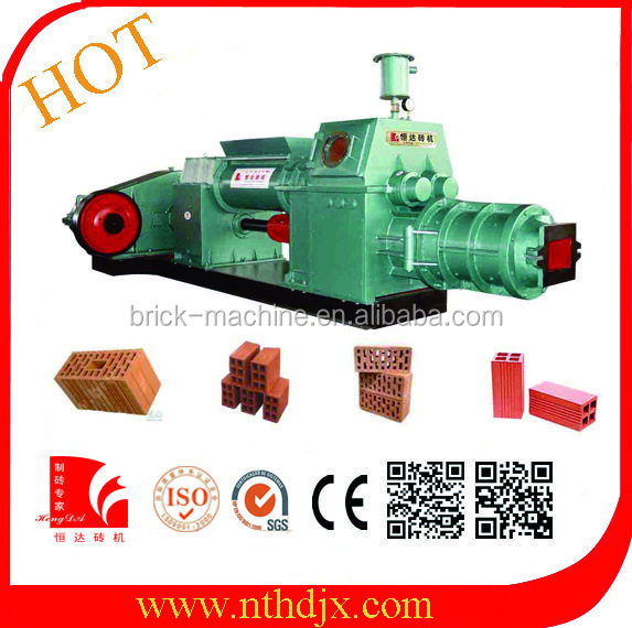 Small used clay brick making equipment/clay brick making machine