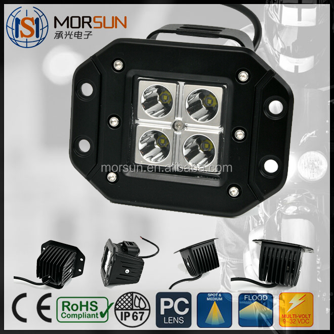 Manufacture Automobile Motorcycle Accessory 16W Led