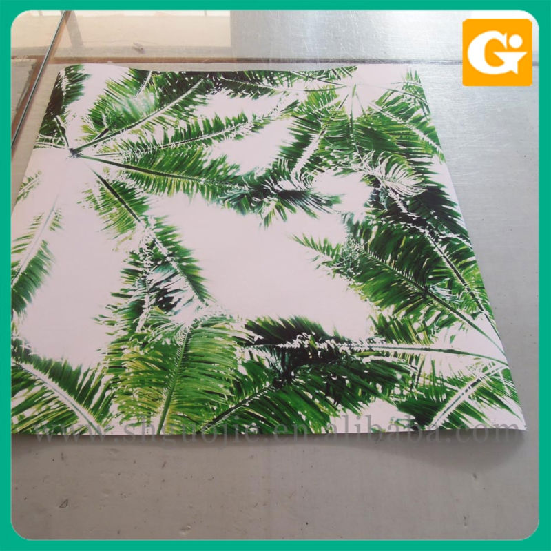Custom good textured inkjet photo paper
