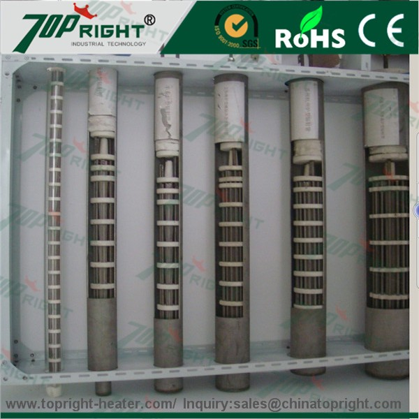 high temperature radiation ceramic infared heater,radiant tube heat treatment furnace