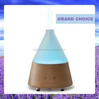 Home Aroma Diffuser Ultrasonic Air Humidifier LED Automatic Color Changing