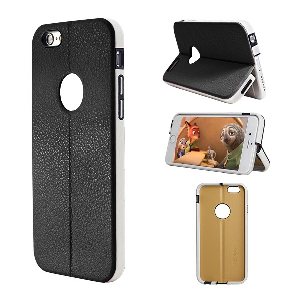 Stand Flip Waterproof Genuine Leather Mobile Phone Case For Lenovo S660