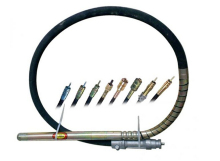 Handheld concrete vibrator hose /concrete vibrator shaft for sale