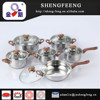 High Quality Stainless Steel 12 Pcs