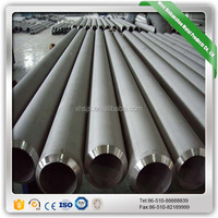 316 316l Best Corrosion Resistance Stainless Steel Tube/Pipe from China Supplier