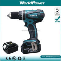 japan makita li-ion 18V 3Ah high performance power tool battery cordless drill