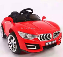 Kids ride on toy car style and pp plastic type electric car toys for kids