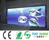 SMD P10 LED stage background screen outdoor led video wall display full color led panel board