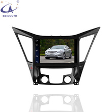 9 Inch Touch Screen Android 6.0 In Dash Car Gps Navigator For HYUNDAI Sonata 8th Car Stereo