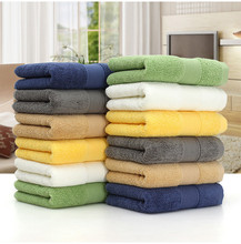 Best quality super cosy room standard pure cotton hotel bath towel
