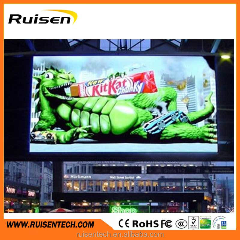Factory Price Full Color P4 P5 P6 P8 P10 P16 P20 LED Display Panel Billboard led screen outdoor p8/led screen p6