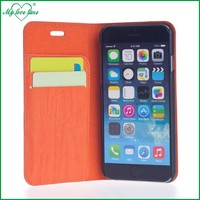 Book Style Leather Case for iPhone 6S, Manufacturer OEM/ODM Leather Case