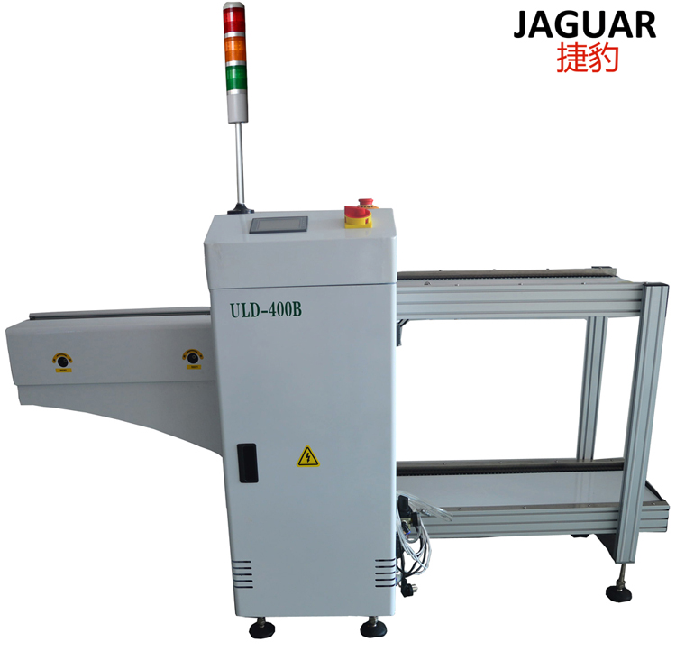 PCB manufacturing PCB unloader machine for SMT production line
