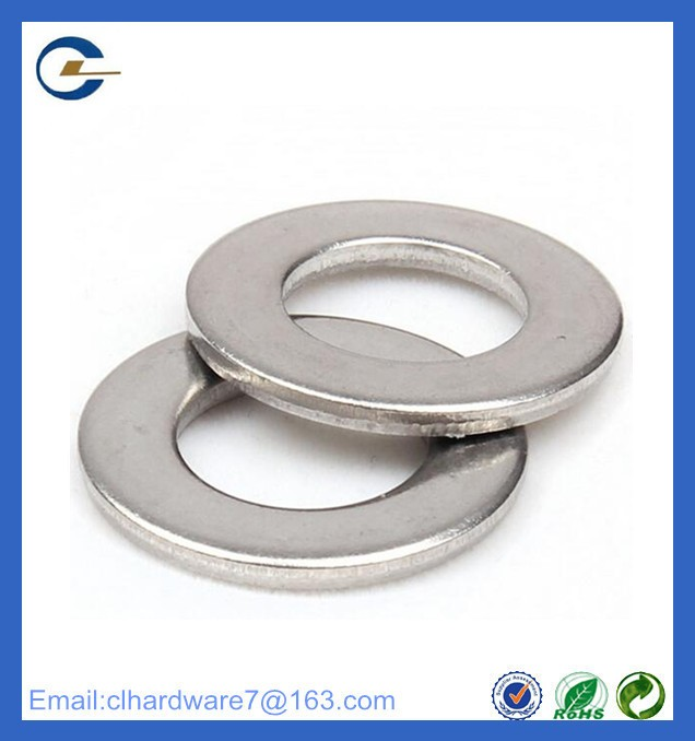 Direct Factory custom stainless steel 201 face flat washers alibaba express china