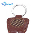 led leather keyring promotional