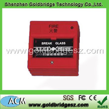 2015 cheap promotional K3 FIRE Alarm decorative glass beads glass button