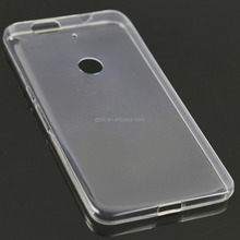 Top selling ultra thin transparent soft tpu clear phone case back cover for Google NEXUS 7