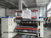 Slitting Rewinding Machine for plastic film