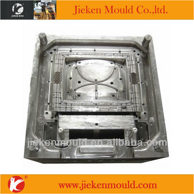 plastic tv part tv case injection mould maker in taizhou