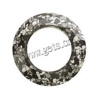 Crystallized Black Aqeeq Ring 463570
